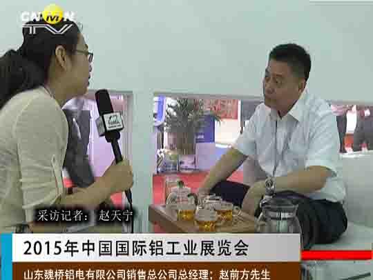 访山东魏桥铝电有限公司销售总公司总经理赵前方先生